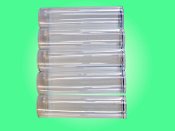 Blank AccuReader Plastic Tube 5 pack